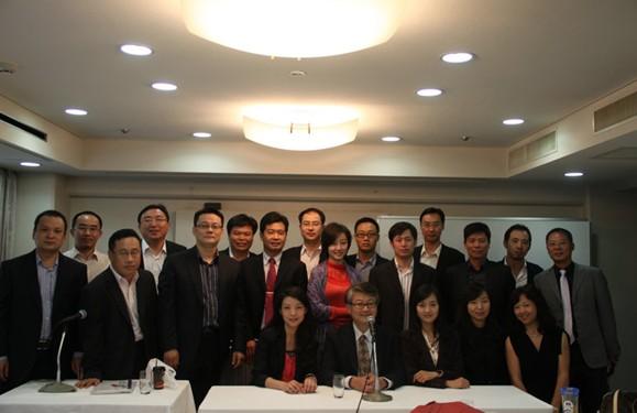 华夏基石执行副总裁崔海鹏等赴日考察圆满结束